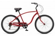 Велосипед Schwinn Corvette 26 2015 dark red