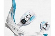 Крепление Burton Stiletto Est 2013 White/Blue S