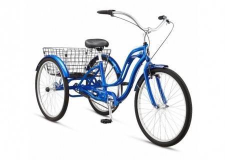 Велосипед 26' Schwinn Town Country 2017 blue