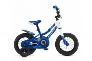 "Велосипед 12"" Schwinn TROOPER boys 2017 голубой"
