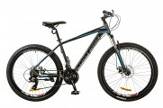 "26"" Optimabikes F-1 DD 2017 (серо-синий (м))"
