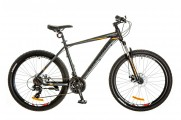 "26"" Optimabikes F-1 DD 2017 (серо-зеленый (м))"