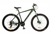 "27.5"" Optimabikes F-1 HDD 2017 (серо-зеленый (м))"