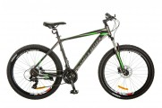 "26"" Optimabikes F-1 HDD 2017 (серо-зеленый (м))"