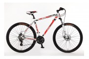 "29"" Optimabikes BIGFOOT DD 2015 (бело-красн.)"