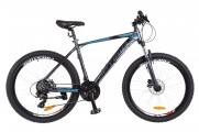 "26"" Optimabikes F-1 HDD 2018 (черно-синий (м))"