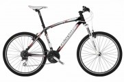 Велосипед Bianchi 26 Kuma 4600 limited Acera mix V-Brake 53 черно-красный (Y3BV5U53GJ)